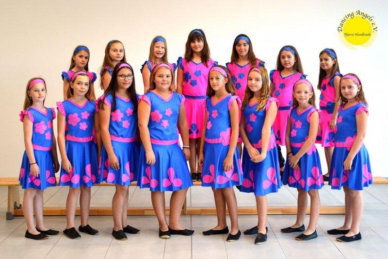 Dancing Angels e.V., Mini, 2019